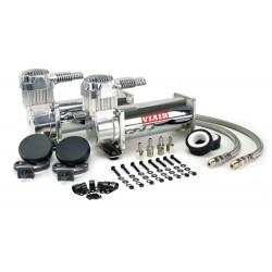 Viair 400C Dual Pack Compressor - 200 PSI