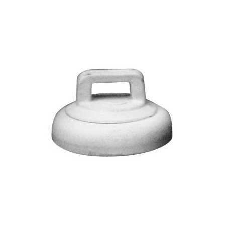 Mag Daddy Small Magnetic Zip Tie Mount (white)