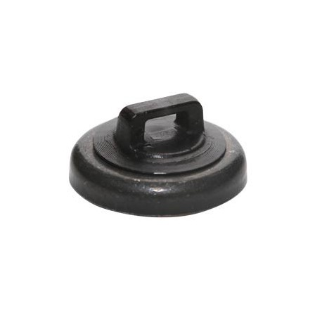 Mag Daddy Large Magnetic Zip Tie Mount (black)