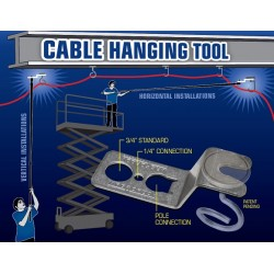 Mag Daddy Cable Hanging Tool